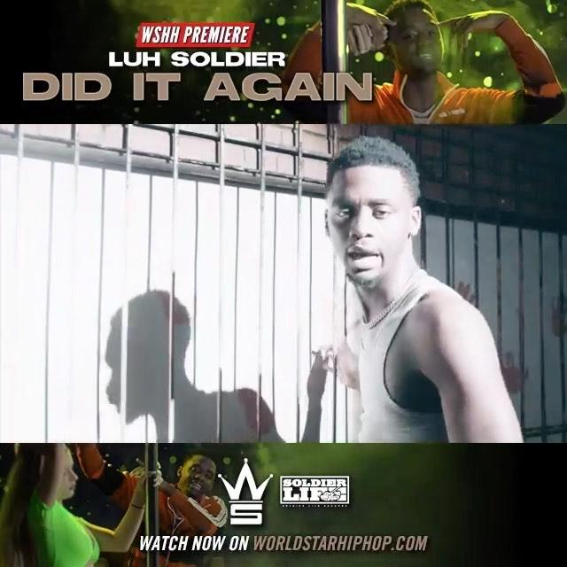 Did it again OUT NOW‼️ On @worldstar shot by @lakafilms ‼️ letsss goooo 📈 #SL4L #LinkInBio