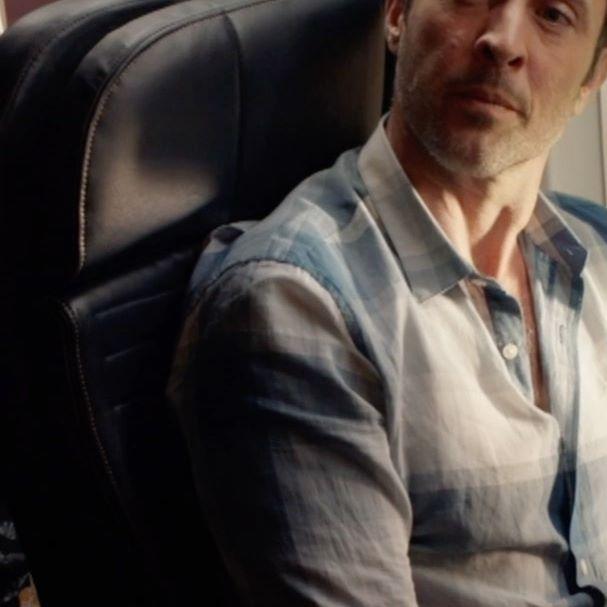 Is this seat taken? #H50