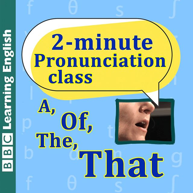 Free English pronunciation lesson!
