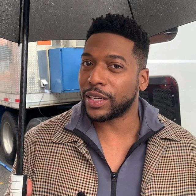 @jockosims has a question for you! 🤔💭 Leave your thoughts in the comments. #NewAmsterdam