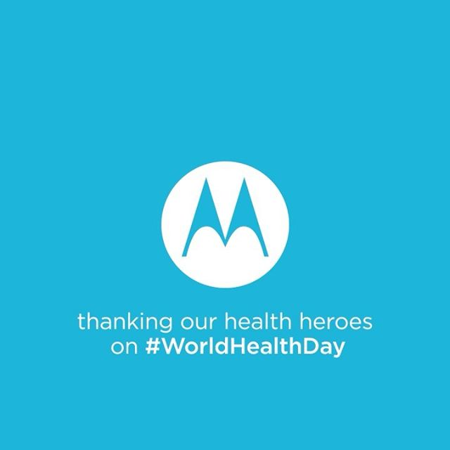 This #WorldHealthDay, we are in the midst of one of the most severe global health crisis. Let us take a minute to acknowledge and appreciate the dedication of our brave doctors, nurses and midwives who are working tirelessly to safeguard us. #ThanksHealthHeroes