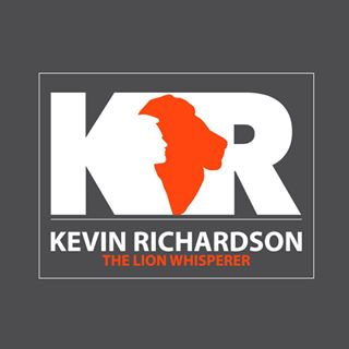 Kevin Richardson LionWhisperer