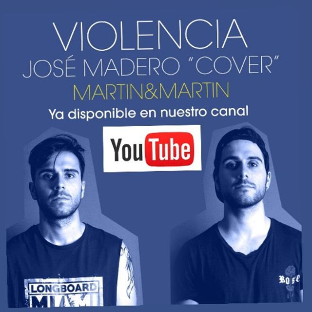 VIOLENCIA - JOSÉ MADERO COVER