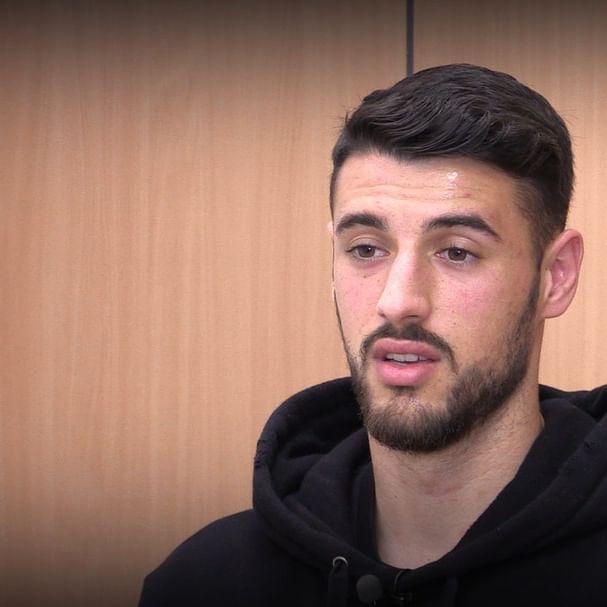 Entrevistamos a André Pereira para conocer el lado personal del jugador portugués 🇵🇹 del #RealZaragoza. 🎥 Vídeo completo en nuestro canal de #YouTube. (Link en la bio).