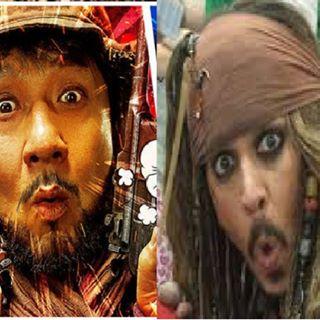 Jackie Chan Johnny Depp