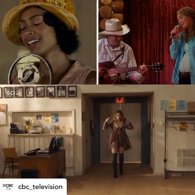Link in bio to see which Heartland musical moments made CBC's top musical moments in shows list! ❤️🎼🎥 . #cbctv #cbc #canadiantv #heartland #iloveheartland #heartlanders @amber_marshall_farm @the_real_shaunj