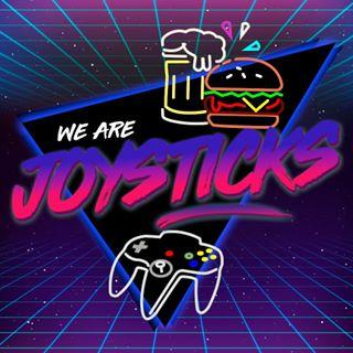 Joysticks Gamebar