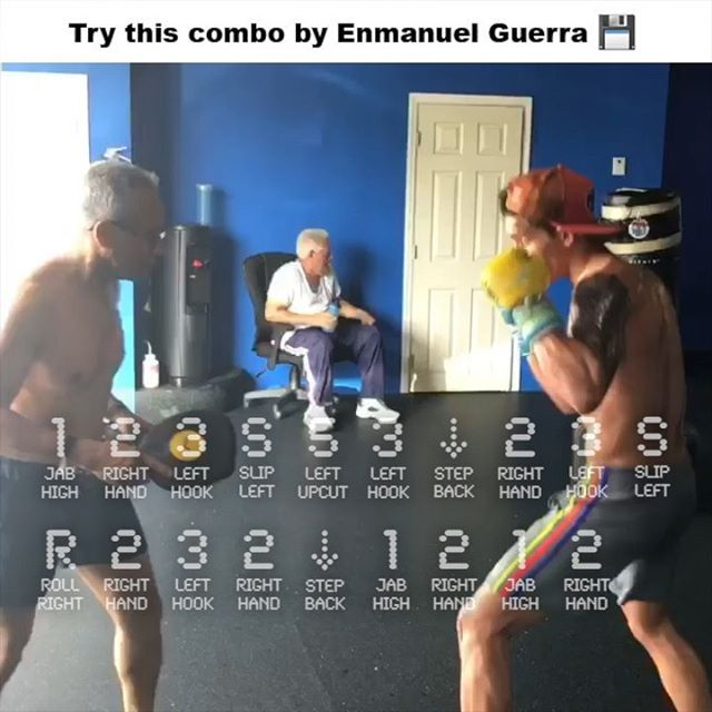 Follow us (@FTC_Boxing) for more! Don't let COVID-19 stop you with your boxing. Try this combo by @EnmanuelGuerra! ➖ 💾 SAVE for later. 💬 COMMENT below. 🥊 TAG us with your own combo on video. ➖ #FTCBoxing #FromTheCorner #BoxingWorld