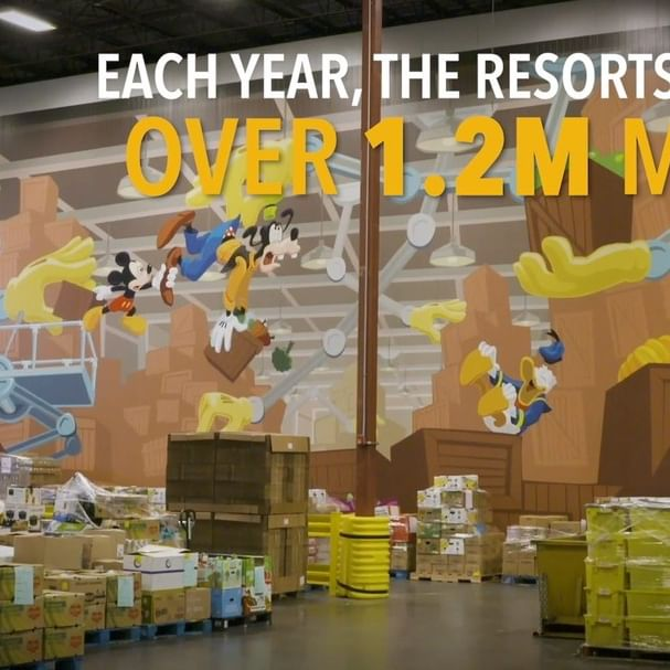 @WaltDisneyWorld Resort and @Disneyland Resort are supporting local communities by donating surplus food to Second Harvest Food Banks during temporary closures. Read more on the @DisneyParksBlog now.