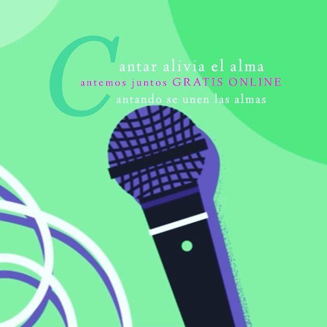 Hoy en vivo desde mi cuenta de Facebook dos clases canto online GRATIS. 8:30pm hora España y luego a las 8:30pm hora Venezuela. Link en mis stories y en mi perfil de Instagram. Sigueme en mi cuenta www.facebook.com/mayremartinez para que te notifique cuando comience.