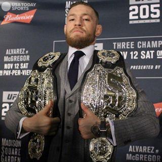 Conor McGregor Official