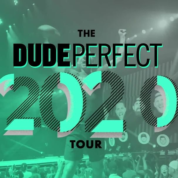 JUST ANNOUNCED: The @dudeperfect 2020 Tour! Presales start 12/2. Get more info at #LiveNation.com.