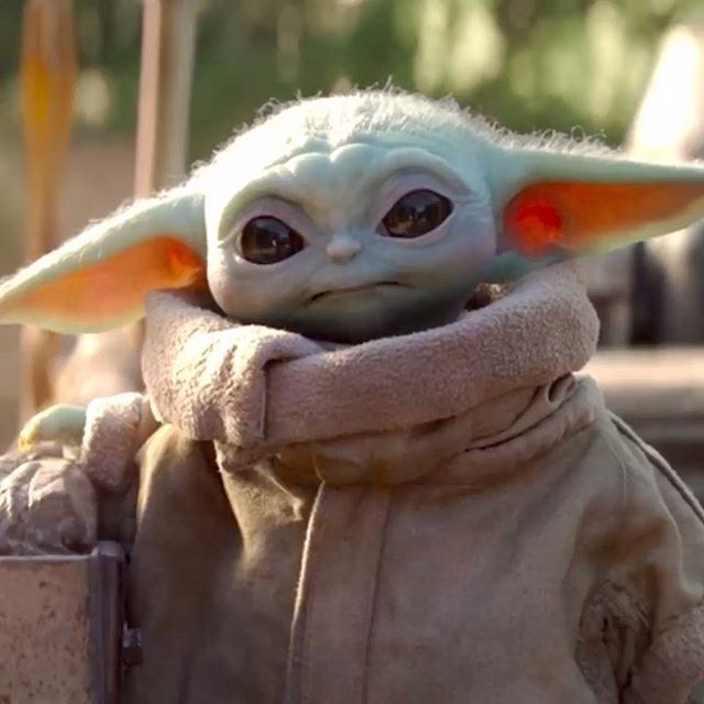 #babyYoda is subscribed to @thatcreative.life why aren't you!?!?! I'm curious who didn't know that I've released 60+ interviews with really dope creative people?? #thatCreativeLife