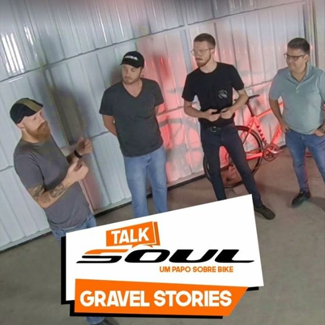 Talk Soul - Gravel Stories
