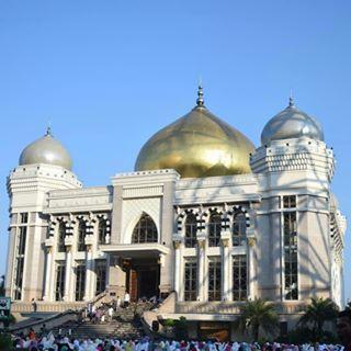Masjid Agung Trans Studio Bdg
