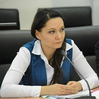 Екатерина Верхушина