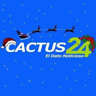 CACTUS24 Noticias 🌵