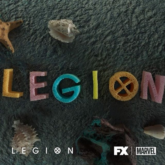 in the beginning, there was \Legion\. #LegionFX