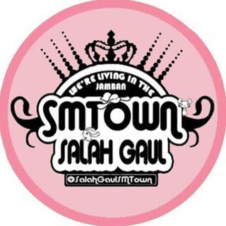 SMTown Salah Gaul 에스엠타운 살라 가울