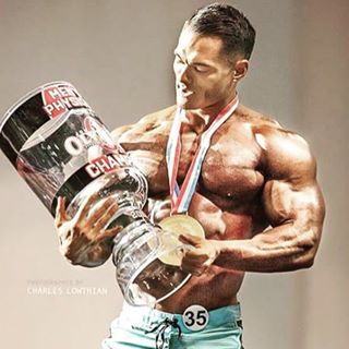 4x Mr. Olympia Physique Champ