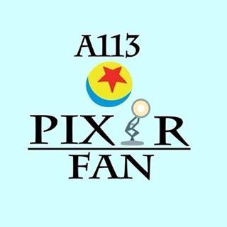 Pixar Fan