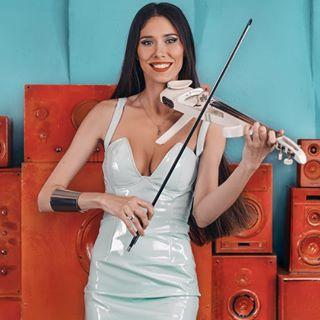 Stefaniya Violin