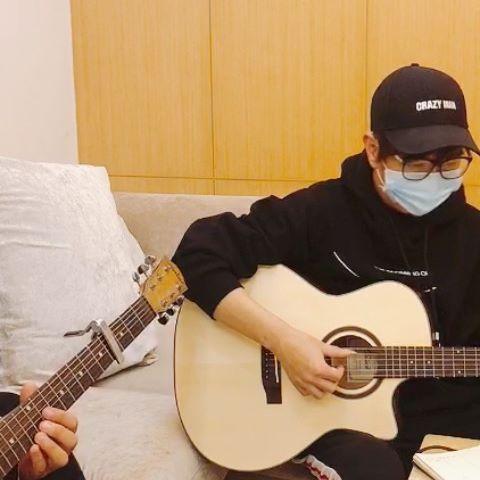 囂張 雙吉他彈唱