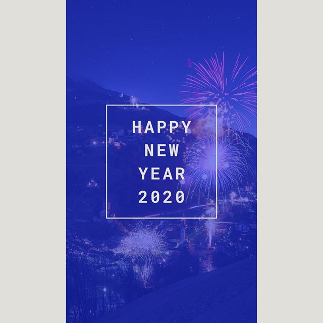 Happy New year 🥳 2020