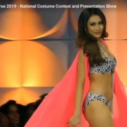 Swimsuit Competition @frederikacull . . #MissIndonesia #Missuniverse #MissuniverseIndonesia2019 #Indonesia #Missuniverso #MissUniverse2019 #USA #Love #MissUniverseIndonesia #Atlanta #PuteriIndonesia #Frederikacull #puteriIndonesia2019 #Georgia #freddieisready #FrederikaAlexisCull
