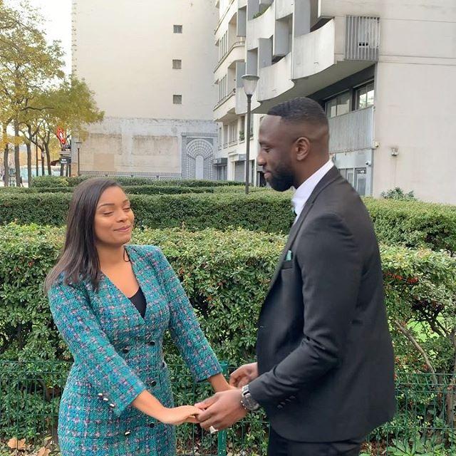 Le 1er rendez-vous chez les femmes VS chez les hommes ♥️😂 W/ @parcey_ x @gg_savage x @karineouattara___ 👫( Mentionne 2 amis ⬇️ ) 🤣