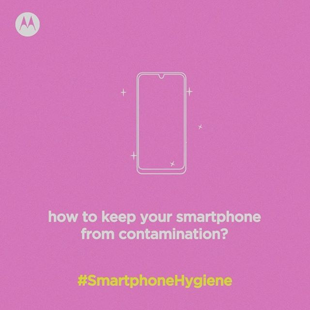 While maintaining personal hygiene is key during these times, keeping your surroundings clean is just as important. Like maintaining your #SmartphoneHygiene! 😊 Click here to know more: (Link in Bio)