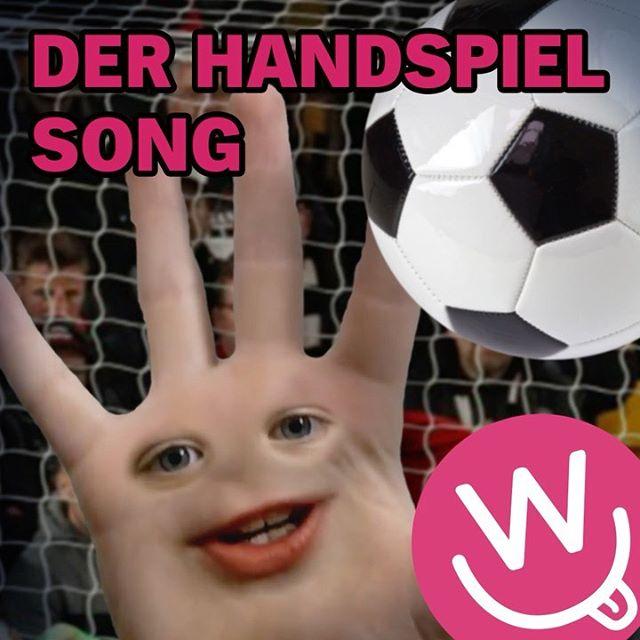 Wirst du angeschossen, bist du angeschissen 🙃 Unser Song für die großartige Auslegung des Handspiels 🙌 #Bundesliga #Handspiel #Fußball #Spieltag #Schiedsrichter #VAR #Videobeweis #LustigeVideos #WUMMS #Song #Senorita