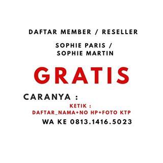 Sophie Paris Indonesia