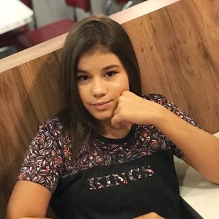 Rebeca Costa Silva- 13 anos