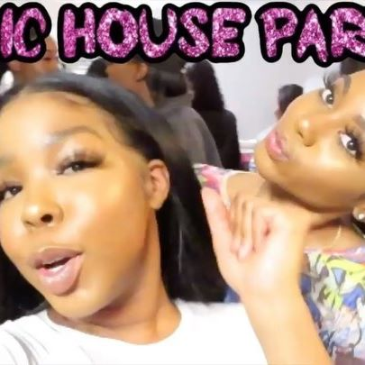New Vlog Alert ‼️ Cause we like to party 🎉 Tune in to see the vibes at @madmaxxx_ going away celebration 😈 Link In Bio 📍 • • • YouTube: GirlsNxtDoor • • • #shopwwiththegirls #thegirls #girlsnxtdoor #girlsnxtdoorhaircompany #haircompany #affordablehair #fashion #fashionvlogger #lifestylevlogger #bossbabe #blackbusiness #blackownedbusiness #blackbusinesswomen #atlanta #georgia