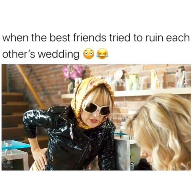 @netflixtweetss from the movie bride wars @netflixtweetss