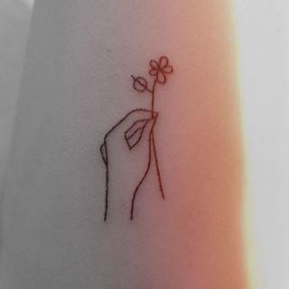 Tatuaje a mano 合 Medellín, Co