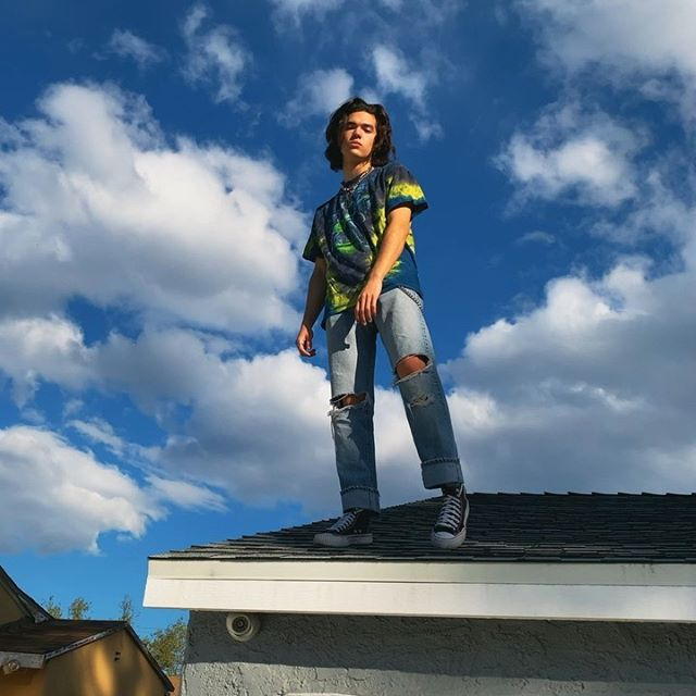 """I just think anyone can relate to feeling like you live in your own little world."" Introducing our new #UpNext artist, @conangray. Catch up on his musical journey now. Link in bio.  #conangray #ShotoniPhone"