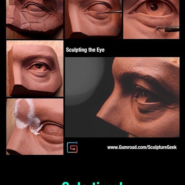 Sale time! Half off all of my tutorials! All weekend! Link in bio! Be safe and someone grab me a TV! 🤙🤓 . . . . . #sculpture #sculpt #sculpting #tutorial #chavant #monsterclay #sculpey #sculpturegeek #claysculpting #claysculptingtools #claysculpture #clay #sketch #art #artistsoninstagram #artoftheday #artofinstagram #artistic #artlover