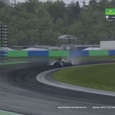 He did it again! @alessandroverni_25 from the pit to the pinnacle at #hungariangp  #f12019 #esports #proleague #simracing #gaming #videogames #ps4 #racing