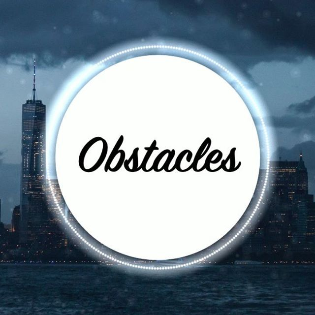 Obstacles 🔊
