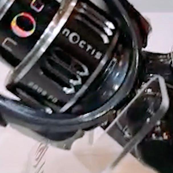 Kołowrotek Noctis - unboxing