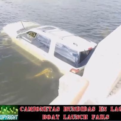 Camionetas hundidas y sacadas de lagos - Boat launch fails Para ver el vídeo completo o más vídeos entra en el link de mi página principal o usa este mismo link: https://m.youtube.com/c/SinCopyrightvideos #videos #accidentes #camionetas  #camionetas4x4  #lagos  #boat  #fails  #launch  #sacadas  #agua  #water  #hundidos  #remolcar  #sincopyrightvideos
