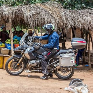 Out of Nigeria|Motorcycle Adv