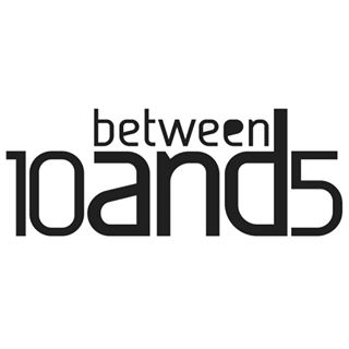 Between 10 and 5