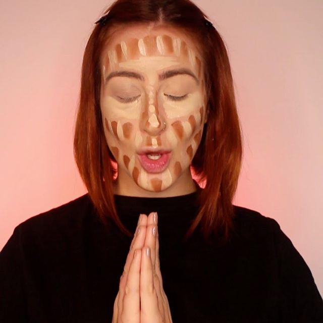 HOJE TEM PAREDÃO MEU POVO, e já estou no clima com uma das falas mais lindas da @rafakalimann na casa! Acabei de criar o #RESPEITAELASCHALLENGE 💪. . . Marque sua amiga pra ver esse vídeo 👇🏻 . .  #challenge #makeup #evoluiuchallenge #makeuptutorials #makeupvideos #hudabeauty #maquiagembrasil #maquiagem #BBB #bbb20 #bbb20challenge #manugavassi #rafakalimann #redebbb #globoplay #bocarosa #biancaandrade