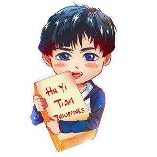 Hu Yi Tian 胡一天后援会 Philippines