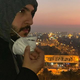 احمد الخفاجي Ahmed AlKhafaji