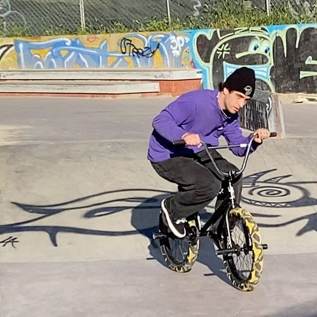 Finally caught up with the sun ☀️/ @cultcrew @merrittbmx @onsomeshit #quarantine