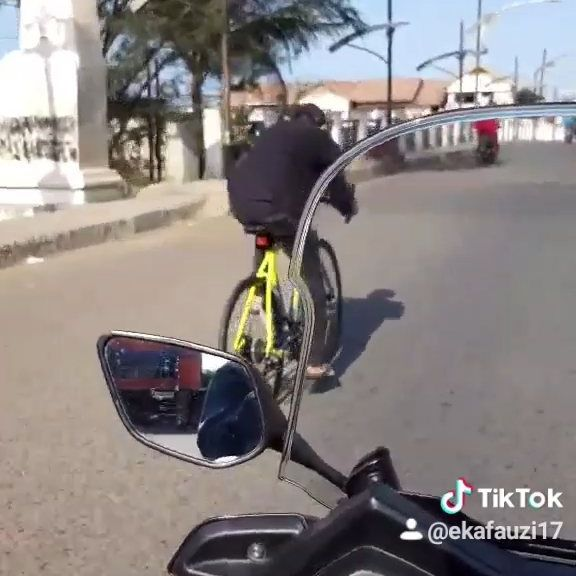 Maling sepeda 🚲
